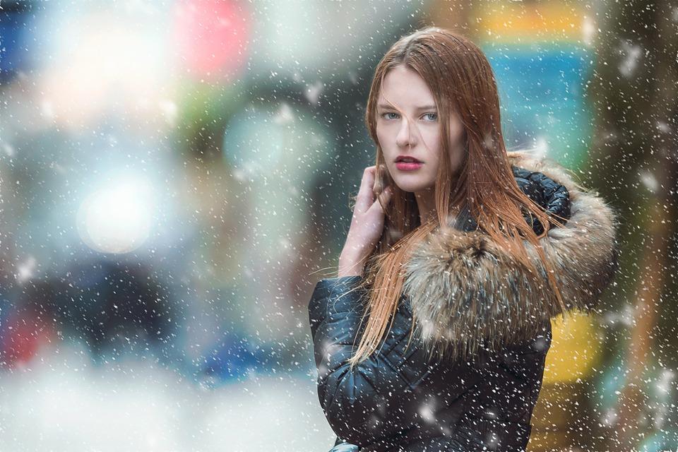 limiter l'agression des cheveux durant le froid
